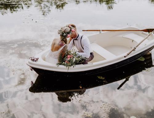 Standesamt Hochzeit am Wasser in Brandenburg