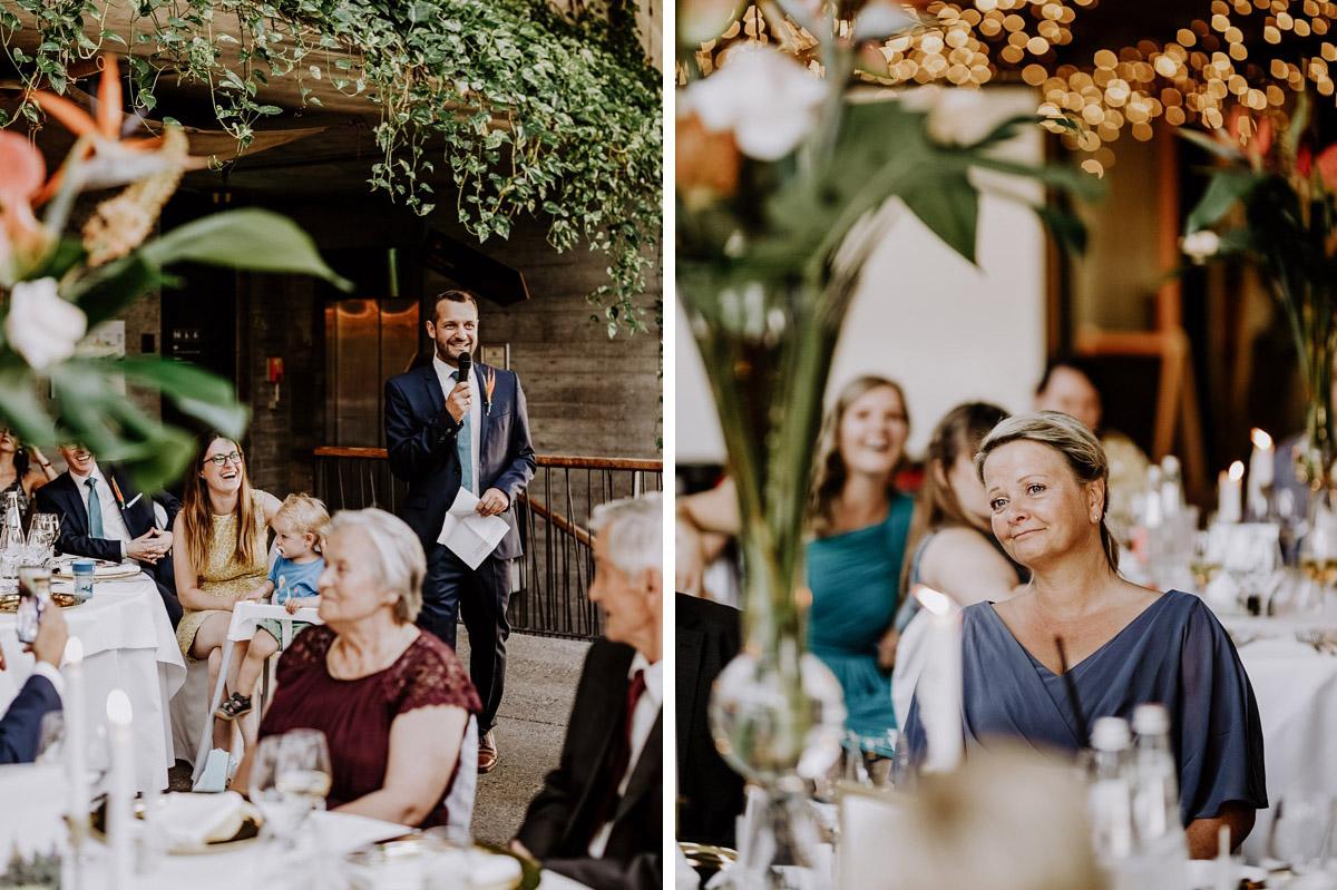 Idee Unterhaltung Gäste Hochzeit Reden - Hochzeitsfotos tropische Hochzeit in der Biosphäre Potsdam von Hochzeitsfotograf Berlin © www.hochzeitslicht.de #hochzeitslicht