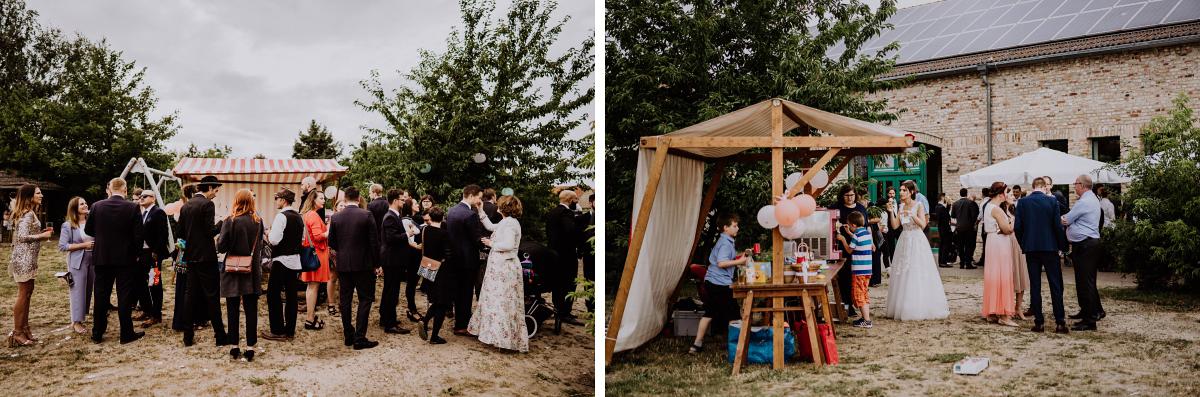 Unterhaltung Gäste Ideen DIY - Scheunenhochzeit in Brandenburg - freie Trauung Kulturscheune Thyrow von Hochzeitsfotograf Berlin © www.hochzeitslicht.de #hochzeitslicht