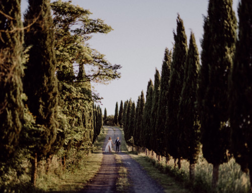 HOCHZEIT IN DER TOSKANA – HEIRATEN IN ITALIEN
