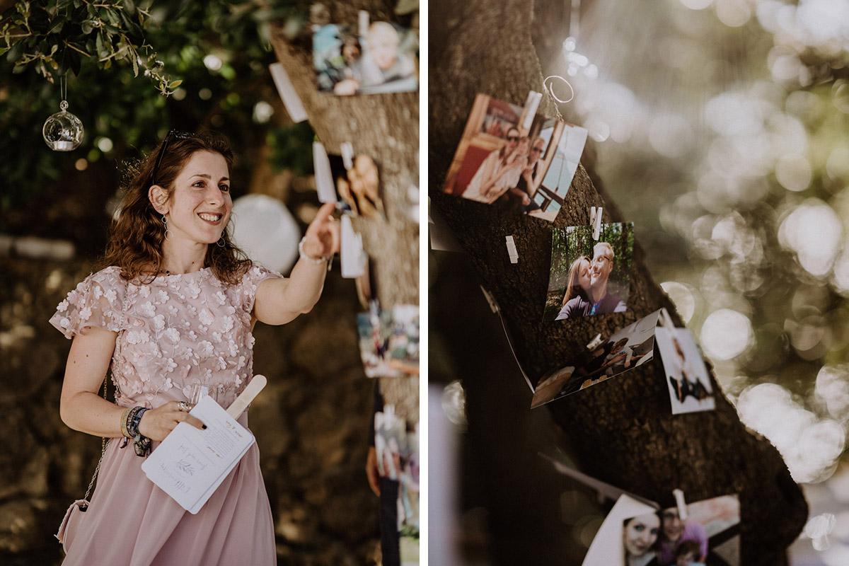 Deko Idee Gartenhochzeit - Italien Hochzeit mit Hochzeitplanerin aus Berlin #hochzeitslicht Toskana Hochzeitsfotos und Hochzeitsfilm © www.hochzeitslicht.de