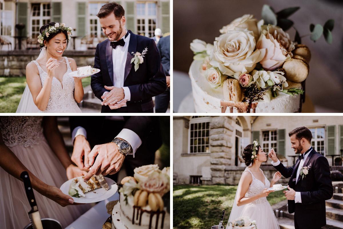 Hochzeitsdeko vintage mit koreanischer freier Trauung auf Schloss Kartzow von vintage Hochzeitsfotografin aus Berlin #hochzeitslicht © www.hochzeitslicht.de