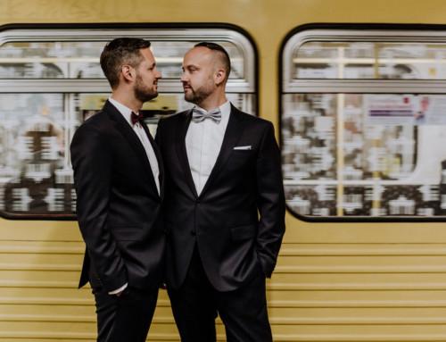 Villa Kogge Standesamt Berlin Homo Hochzeit