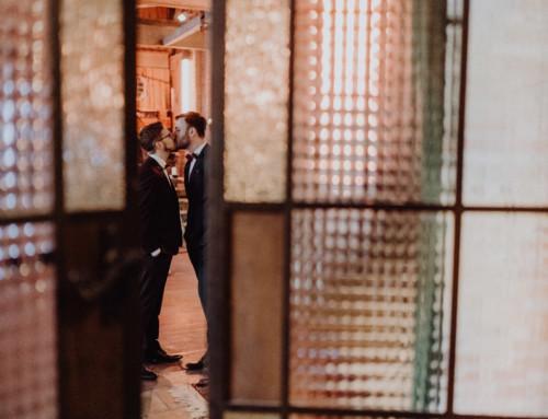 Gay Wedding – Schwule Hochzeit Berlin Friedrichshain – Alte Schmiede