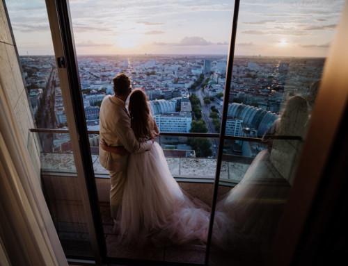 Kleine intime Hochzeit Berlin – Waldorf Astoria