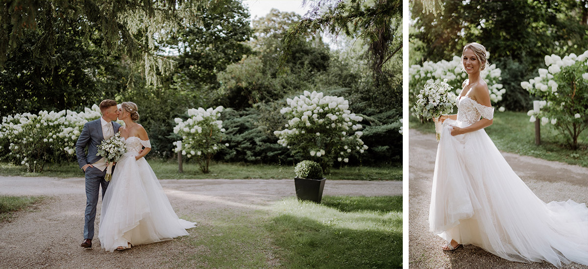 Hochzeitsfotoshooting klassisch elegant Park Schlosshochzeit - Hochzeit Shooting Ideen von vintage Hochzeitsfotograf Berlin © www.hochzeitslicht.de #hochzeitslicht auf Schloss Kartzow