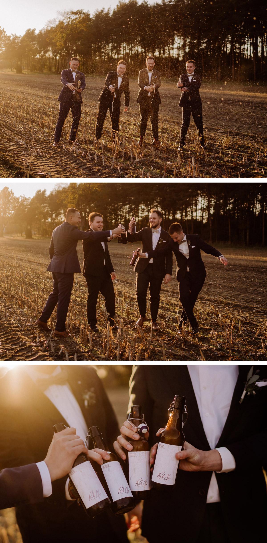 Gruppenfotos witzig, cool, lustig und kreativ, Hochzeit Gruppenbilder Bräutigam mit Trauzeugen, Best Man Männer Herren © www.hochzeitslicht.de #hochzeitslicht #Gruppenfotos #Gruppenbilder