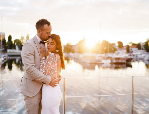 Hochzeit Wasser Berlin – Spree Hausboot