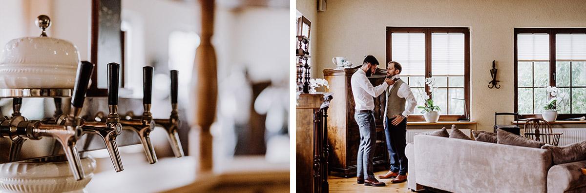 Hochzeitsreportage rustikale vintage Landhochzeit - Spreewald Hochzeitsfotograf aus Berlin im Standesamt Weidendom im Spreewaldresort Seinerzeit und Spreewood Distillers © www.hochzeitslicht.de #hochzeitslicht